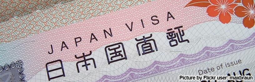 Visa Jepang Jalan Sendiri Ke Jepang