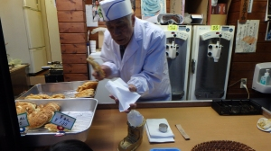 Popular food in Kawagoe, you should try it!