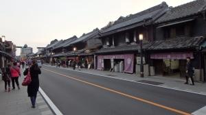 Street of Kawagoe