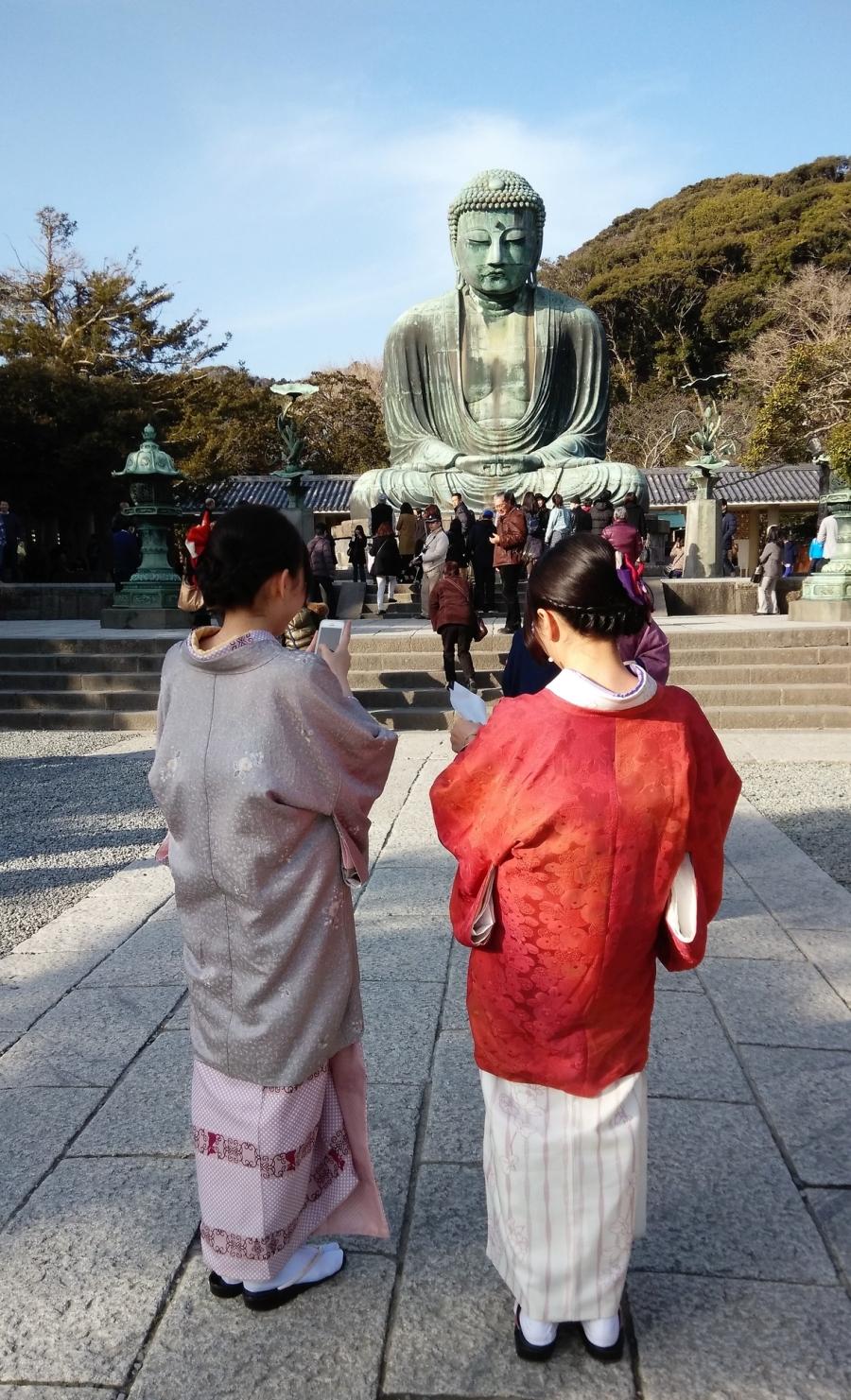 Giant Buddha Kamakura