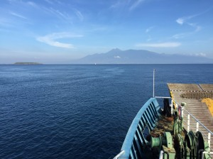 Crossing Sumbawa